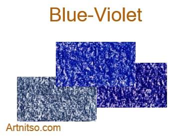 Caran d'Ache Neocolor I - Blue-Violet - Artnitso.com
