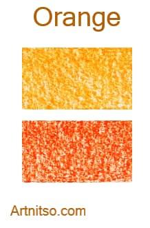 Caran d'Ache Neocolor I - Orange - Artnitso.com