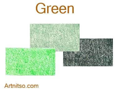 Caran d'Ache Luminance 76 - Green - Artnitso.com
