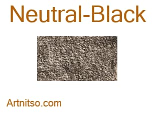 Caran d'Ache Luminance 76 - Neutral-Black - Artnitso.com