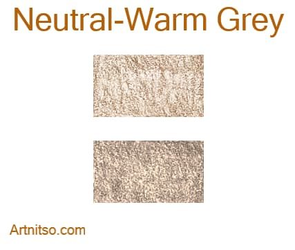Caran d'Ache Luminance coloured pencils 76 - Neutral-Warm Grey - Artnitso.com