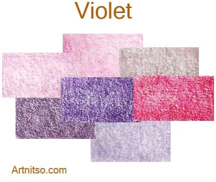 Caran d'Ache Luminance 76 - Violet - Artnitso.com