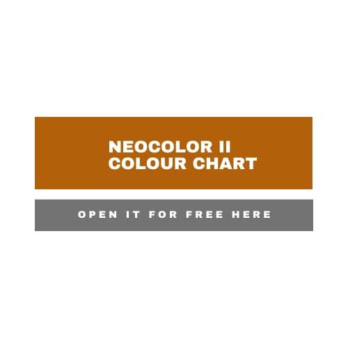 Neocolor II colour chart Free - Artnitso.com