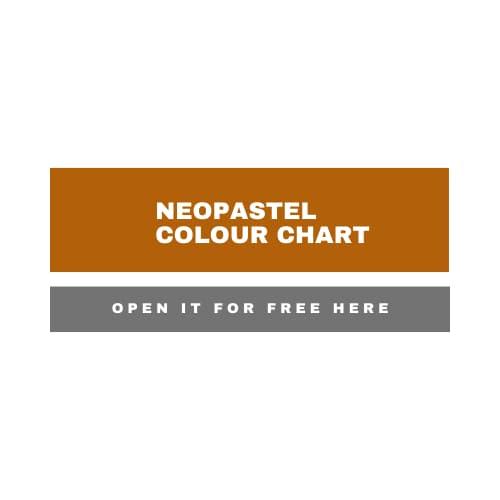 Neopastel colour chart Free