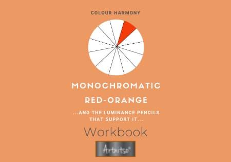 product Workbook Luminance number 01 monochromatic - Artnitso