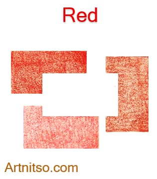 Expanded Luminance range - Red 2021 - Artnitso.com